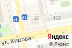 Схема проезда до компании Сибирский Фонд Сбережений, КПК в Абакане