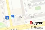 Схема проезда до компании Магазин квартир в Абакане
