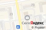 Схема проезда до компании ДОСААФ России в Абакане