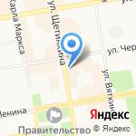 Perffect на карте Абакана