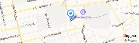 YULSUN на карте Абакана