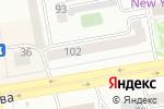 Схема проезда до компании Denim в Абакане