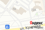 Схема проезда до компании Банкомат, Газпромбанк в Абакане