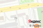Схема проезда до компании Vizit в Абакане