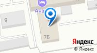 Компания Хакасское республиканское управление инкассации на карте