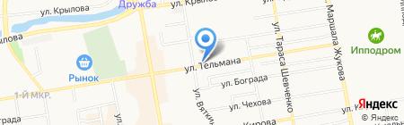 Lingerie на карте Абакана