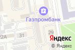 Схема проезда до компании Модная сказка в Абакане