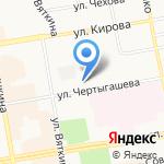 Общероссийский профессиональный союз работников государственных учреждений и общественного обслуживания РФ на карте Абакана