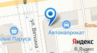 Компания ТУСУР на карте