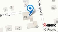 Компания EMEX на карте