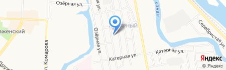 Формат Авто на карте Абакана