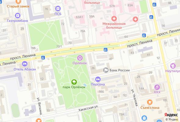 жилой комплекс пр-т Ленина