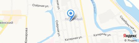 Абакан АвтоРемонт на карте Абакана
