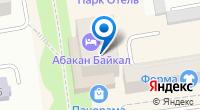 Компания Light up на карте