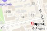 Схема проезда до компании Отдел Федеральной службы войск национальной гвардии РФ по Республике Хакасия в Абакане