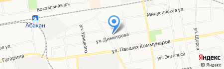 ЛедСити ООО компания по разработке на карте Абакана