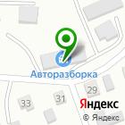Местоположение компании Центр авторазбора на ул. 8 Марта