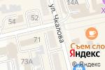 Схема проезда до компании Власта-Сибиряк в Абакане