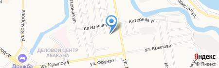 AbakanTuningRoyal на карте Абакана