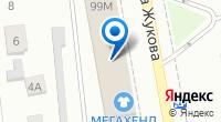 Компания Отукен на карте