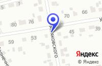 Схема проезда до компании МУ ДОМ ПИОНЕРОВ И ШКОЛЬНИКОВ в Шире