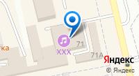 Компания ХХХ на карте