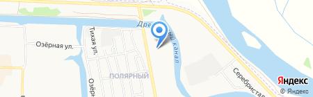 Золотой ключик на карте Абакана