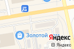 Схема проезда до компании Саяны-Стома в Абакане