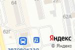 Схема проезда до компании Встреча в Абакане