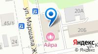 Компания Айра на карте