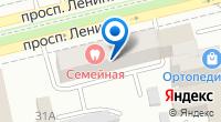 Компания Пирант-А на карте