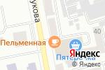 Схема проезда до компании Абаканский городской центр подбора кадров в Абакане