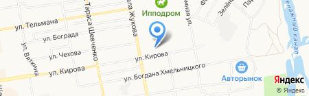 AvtoShaman на карте Абакана