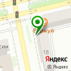 Местоположение компании ВСК-ТОЛЬКО ПРОДУКТЫ