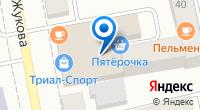 Компания Комфорт на карте