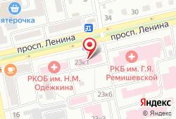 Хакасская Республиканская больница, B&K Medica в Абакане - проспект Ленина, 23: запись на МРТ, стоимость услуг, отзывы