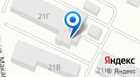 Компания 4х4 на карте