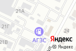 Схема проезда до компании Завод пенопластов в Абакане