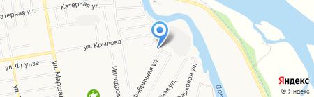 Автотекс 19 на карте Абакана