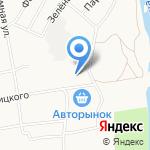 AUTOПОДБОР на карте Абакана