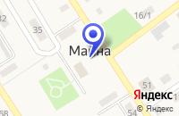 Схема проезда до компании ТФ МАСКАЛЬСКАЯ Н. Н. в Саяногорске