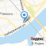 Всероссийское добровольное пожарное общество на карте Абакана