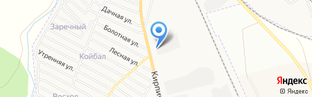 СинтезОйл на карте Абакана