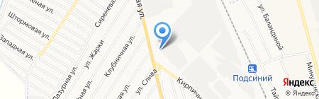 Магазин автозапчастей для отечественных грузовиков на карте Абакана