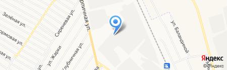 Хакасиясельхозхимия на карте Абакана