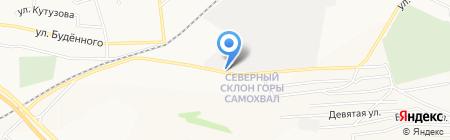 ТБО-Сервис на карте Абакана