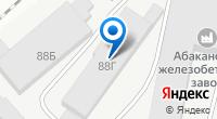 Компания Окна-Комплект на карте