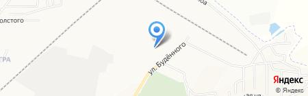 Дасмар на карте Абакана