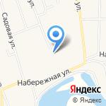 Подсинский сельский Дом культуры на карте Абакана