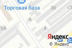 Схема проезда до компании Комфорт Плюс в Минусинске